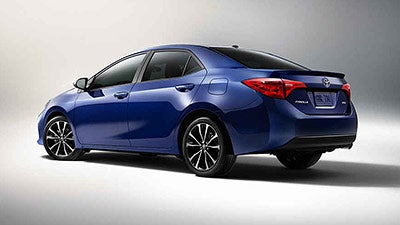 2017 toyota corolla toyota corolla in raleigh nc leith toyota. Black Bedroom Furniture Sets. Home Design Ideas