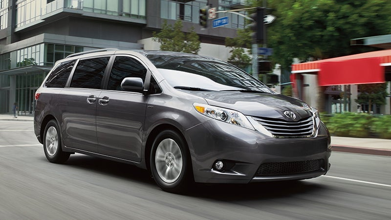 2017 toyota sienna toyota sienna in raleigh nc leith for Should i buy a toyota sienna or honda odyssey