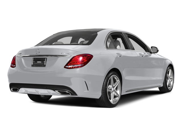 Used 2015 mercedes benz c class for sale raleigh for Leith mercedes benz