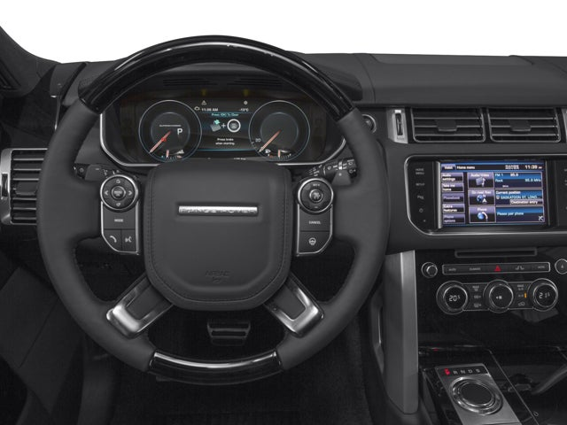 used 2016 land rover range rover for sale raleigh. Black Bedroom Furniture Sets. Home Design Ideas