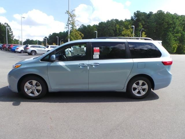 2017 Toyota Sienna LE FWD 8-Passenger in Raleigh, NC - Leith Toyota