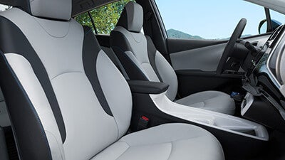 2016 toyota prius prius in raleigh nc leith toyota for Toyota prius moonstone interior