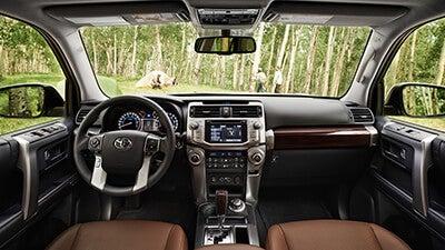 2017 Toyota 4runner Raleigh Nc Interior