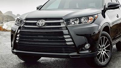 2017 Toyota Highlander Raleigh Nc Trim Levels