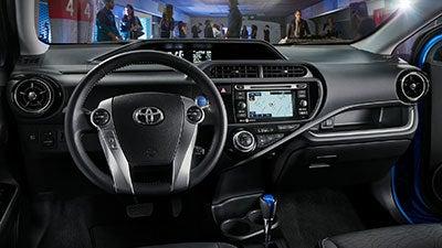 2017 Toyota Prius C Raleigh Nc Interior