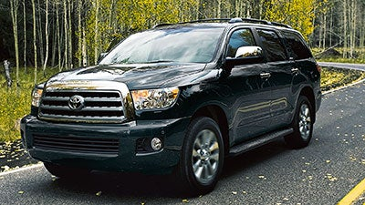 2017 Toyota Sequoia Raleigh Nc Engine