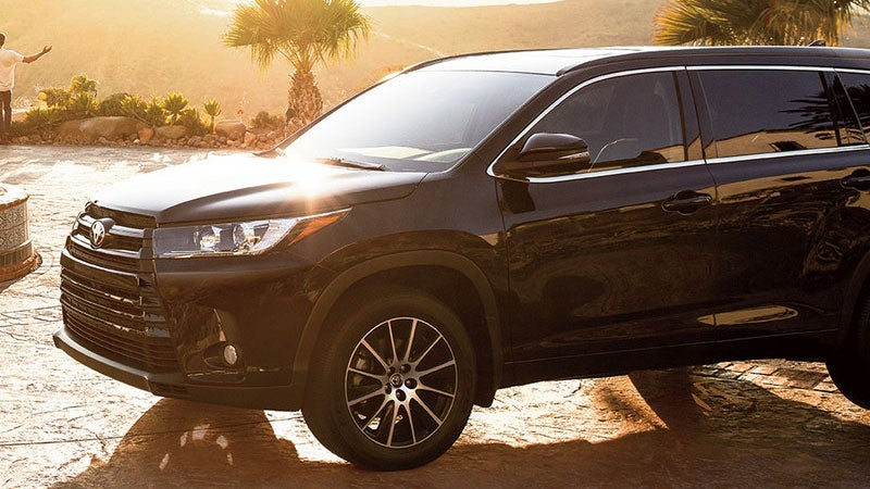 2018 Toyota Highlander In Raleigh Nc Leith Toyota