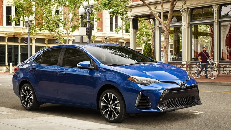 Led For Headlights >> 2019 Toyota Corolla | Toyota Corolla in Raleigh, NC | Leith Toyota
