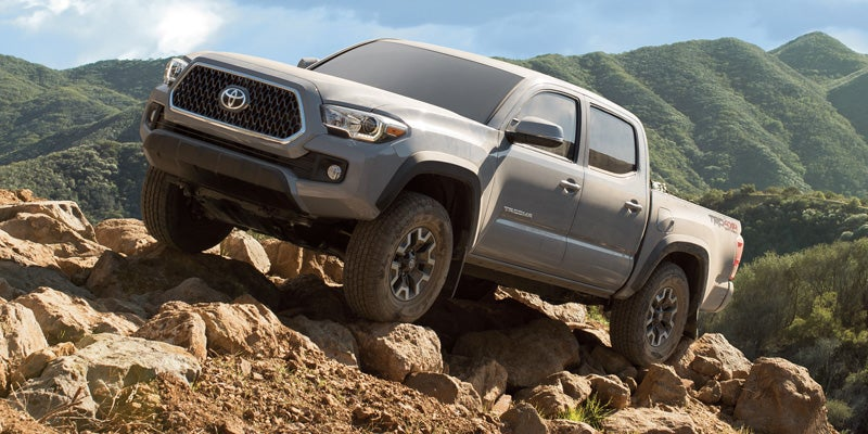 toyota pickup truck 2019