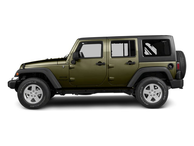 2013 Jeep Wrangler Unlimited Sport In Raleigh, NC   Leith Toyota