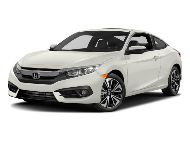 2016 Honda Civic Coupe 2dr CVT EX T In Raleigh, NC   Leith Toyota
