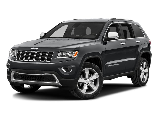 Used 2016 Jeep Grand Cherokee For Sale Raleigh 1c4rjebg6gc392728