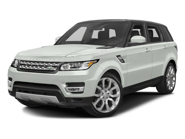 used 2016 land rover range rover sport for sale raleigh. Black Bedroom Furniture Sets. Home Design Ideas