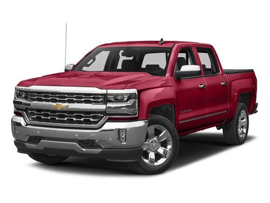 Used 2017 Chevrolet Silverado 1500 For Sale Raleigh 3GCUKSEC9HG346310