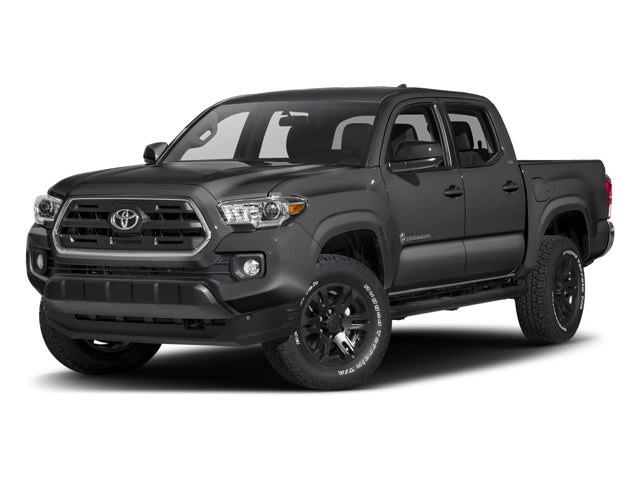 2017 Toyota Tacoma Sr5 Double Cab 5 Bed V6 4x4 At In Raleigh Nc