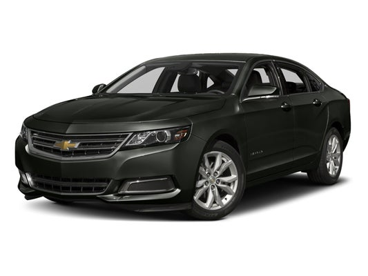 Used 2018 Chevrolet Impala For Sale Raleigh 2g1105s35j9140540