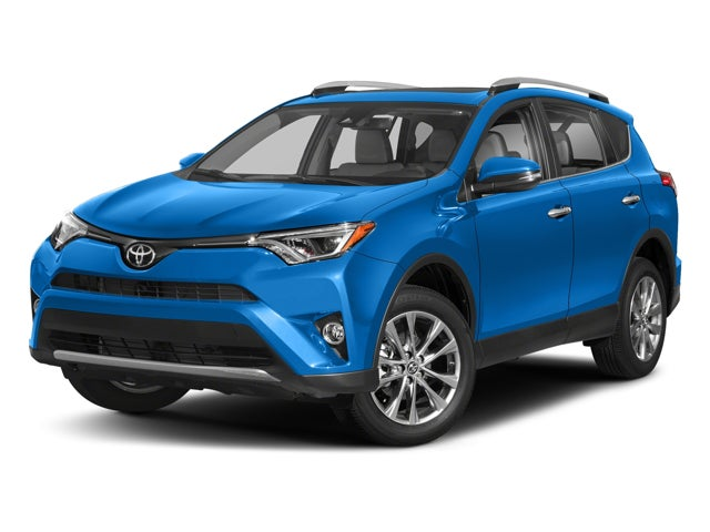What Is The Color Selection For The 2018 Rav Autos Post