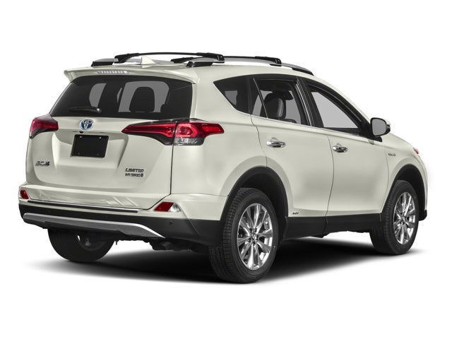 2018 Toyota Rav4 Hybrid Limited Awd In Raleigh Nc Leith
