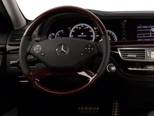 Used 2010 Mercedes Benz S Class For Sale Raleigh
