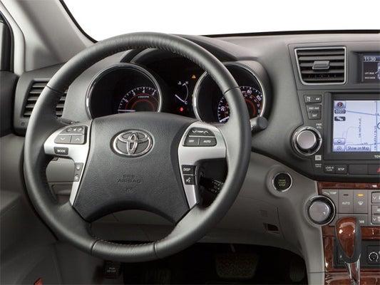2012 Toyota Highlander For Sale >> 2012 Toyota Highlander Fwd 4dr V6 Limited