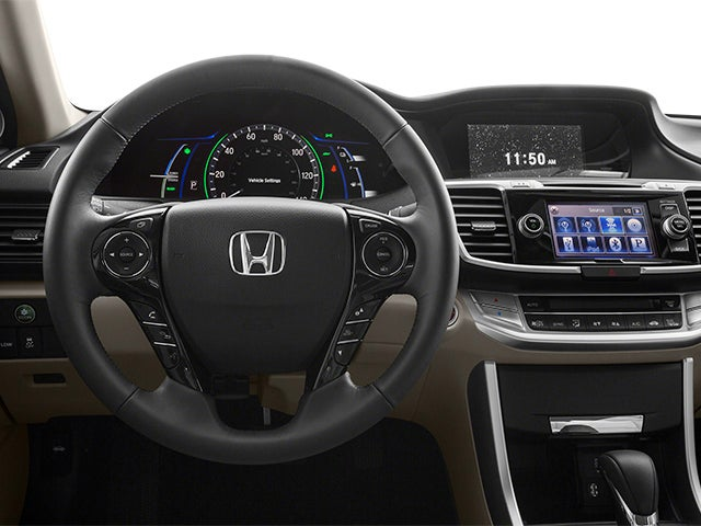 2014 Honda Accord Hybrid Base In Raleigh, NC   Leith Toyota