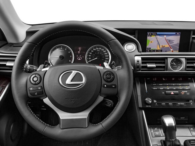 2015 Lexus IS 250 4dr Sport Sdn RWD In Raleigh, NC   Leith Toyota