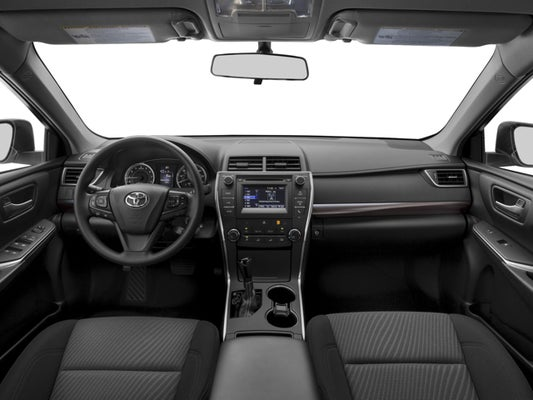 2016 Toyota Camry 4dr Sdn V6 Auto XLE