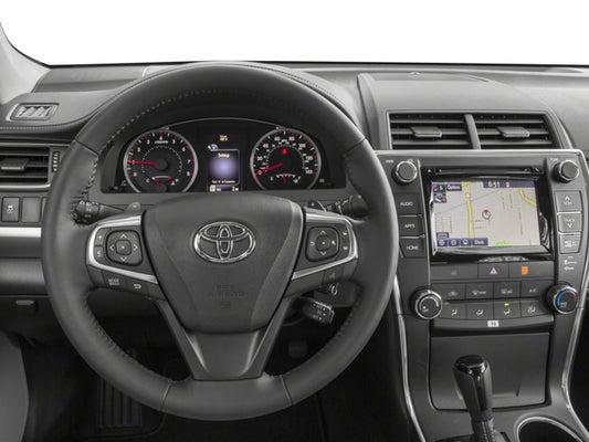 2016 Toyota Camry 4dr Sdn I4 Auto SE