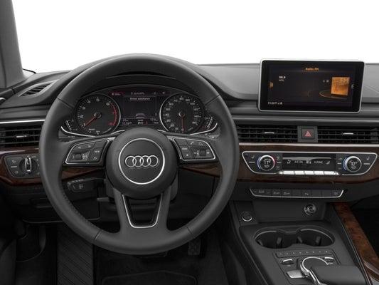 2017 Audi A4 2 0 TFSI Auto Prestige quattro AWD