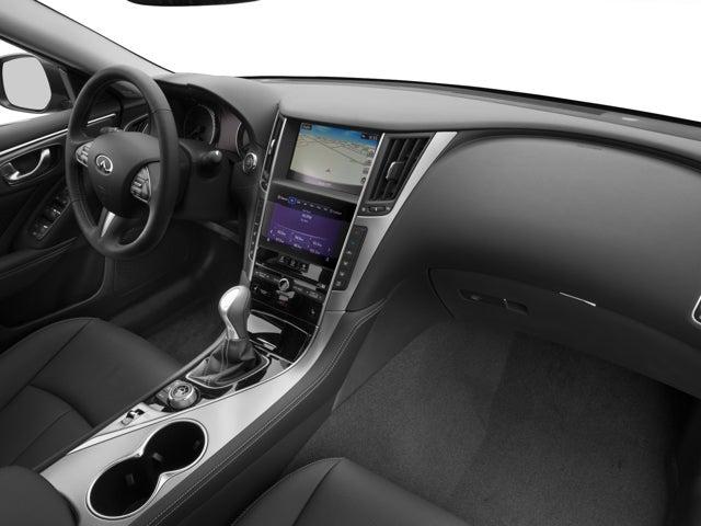 2017 Infiniti Q50 3 0t Premium Rwd In Raleigh Nc Leith Toyota