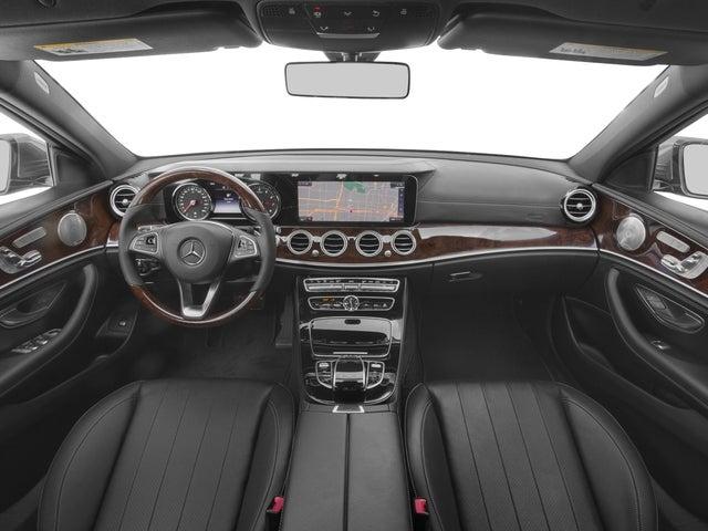 2017 mercedes benz e class e 300 sport 4matic sedan in raleigh