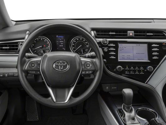 2018 toyota camry le auto in raleigh nc leith toyota