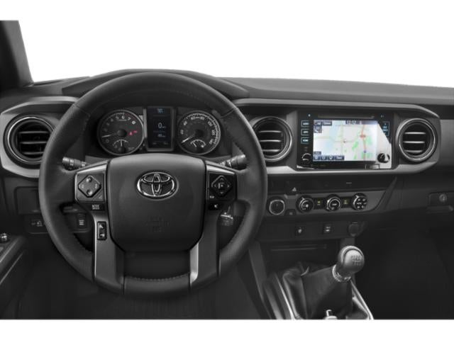 New 2019 Toyota Tacoma 4wd Trd Off Road Double Cab 5 Bed V6 Mt For