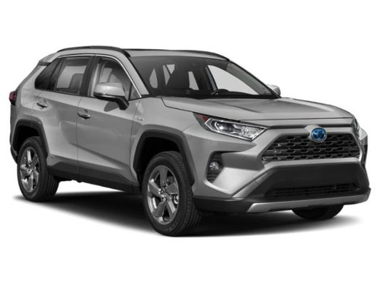 New 2020 Toyota Rav4 Hybrid Limited Awd For Sale Raleigh Near Cary
