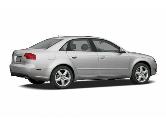 Used 2006 Audi A4 For Sale Raleigh WAUDF78E16A035073