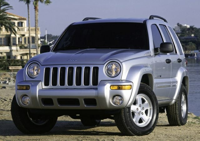 2004 Jeep Liberty 4dr Limited 4WD In Raleigh, NC   Leith Toyota