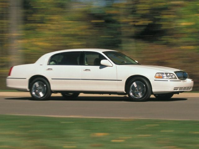 Used 2003 Lincoln Town Car For Sale Raleigh 1lnhm81wx3y622969
