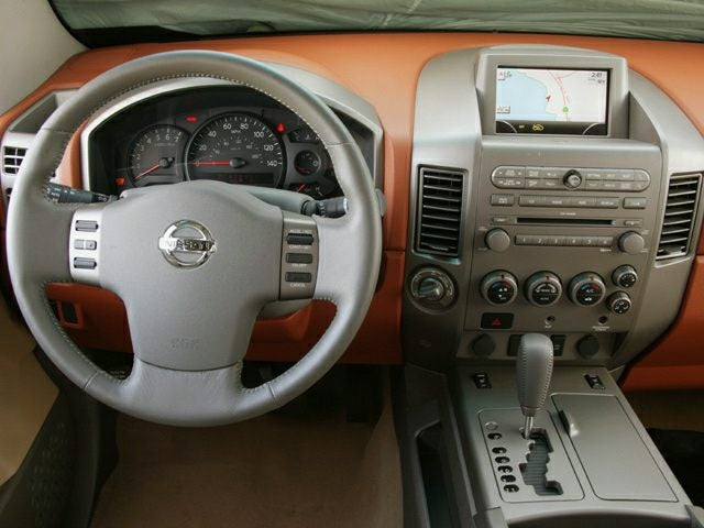 2004 Nissan Armada SE Off Road 4WD In Raleigh, NC   Leith Toyota
