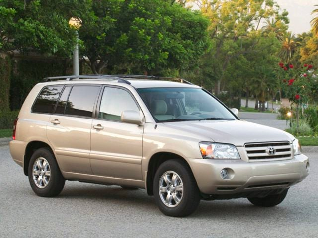 Attractive 2004 Toyota Highlander UNKNOWN In Raleigh, NC   Leith Toyota