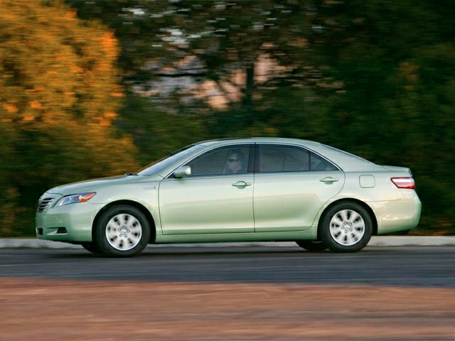 2008 Toyota Camry Hybrid 4dr Sdn In Raleigh Nc Leith