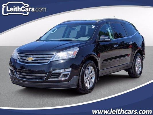 Used 2014 Chevrolet Traverse For Sale Raleigh 1gnkrhkd4ej101788