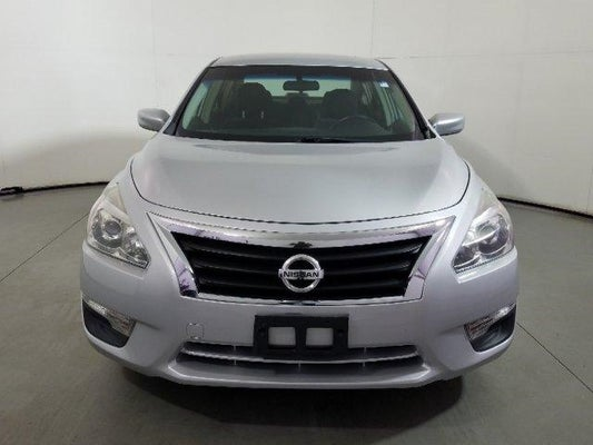 2013 Nissan Altima For Sale >> 2013 Nissan Altima 4dr Sdn I4 2 5 S