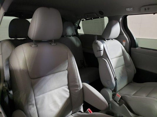 Fine 2017 Toyota Sienna Xle Fwd 8 Passenger Ncnpc Chair Design For Home Ncnpcorg