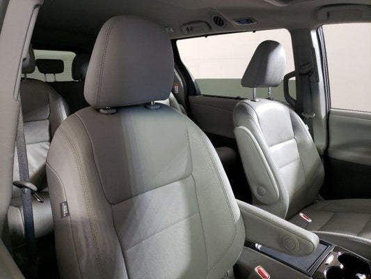 Tremendous 2017 Toyota Sienna Xle Fwd 8 Passenger Ncnpc Chair Design For Home Ncnpcorg