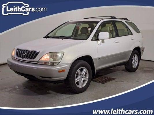 Used 2002 Lexus Rx 300 For Sale Raleigh Jtjhf10u320256014