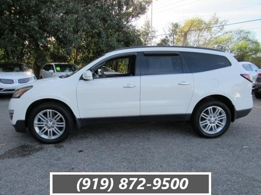 Miraculous 2014 Chevrolet Traverse Fwd 4Dr Lt W 1Lt Evergreenethics Interior Chair Design Evergreenethicsorg