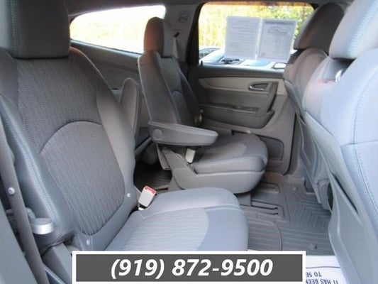 Fantastic 2014 Chevrolet Traverse Fwd 4Dr Lt W 1Lt Evergreenethics Interior Chair Design Evergreenethicsorg