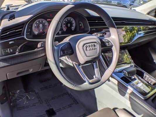 Used 2019 Audi Q8 For Sale Raleigh Wa1cvaf1xkd034070