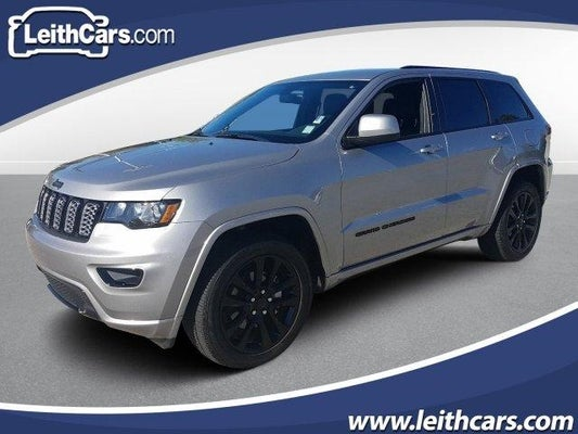 2018 Jeep Grand Cherokee >> 2018 Jeep Grand Cherokee Altitude 4x4 Ltd Avail