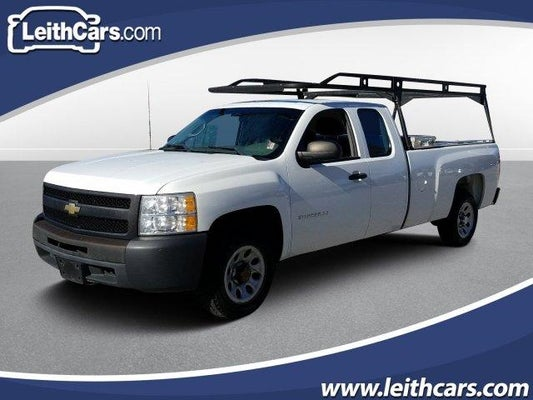 Pleasing 2011 Chevrolet Silverado 1500 2Wd Ext Cab 157 5 Work Truck Bralicious Painted Fabric Chair Ideas Braliciousco